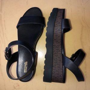 Michael Kors Marlon Leather
